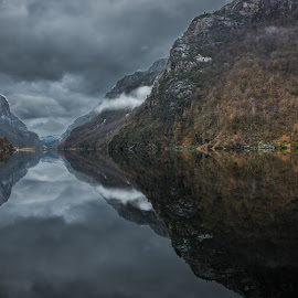 by Terje Jorgensen - Landscapes Mountains & Hills