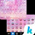 App Glitz Star Emoji Kika Keyboard APK for Kindle