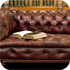 Luxury sofa. Live wallpapers