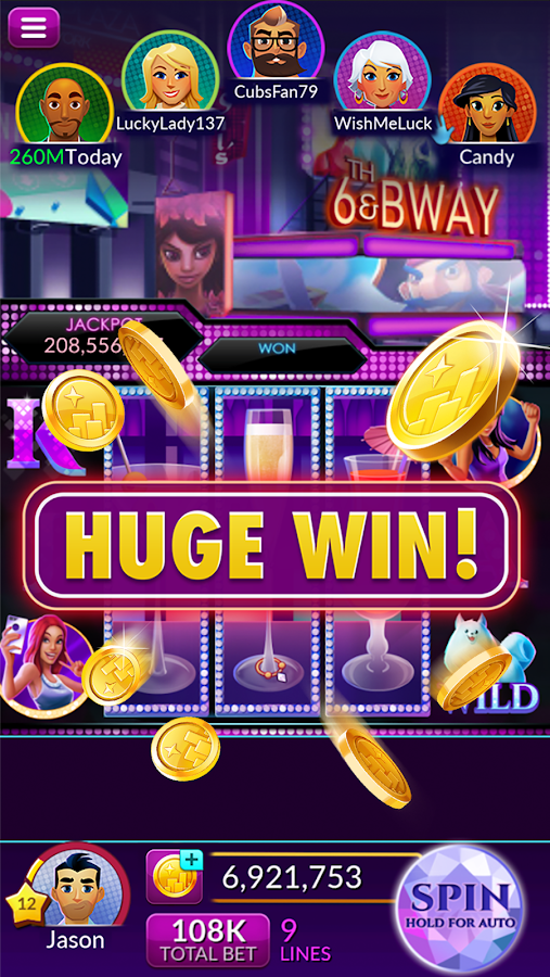 Jackpot City Slots - Free Slot Screenshot 6