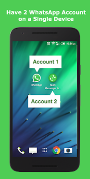 Multi Messenger For WhatsWeb APK screenshot thumbnail 3