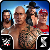 Game WWE Champions Free Puzzle RPG version 2015 APK