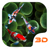 Download KOI Lucky Fish 3D Theme APK for Laptop