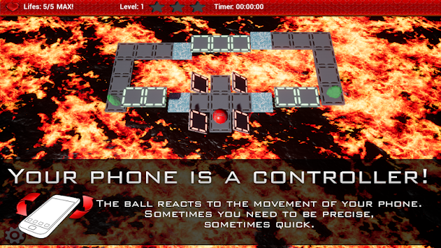 Savage Ball 3D APK screenshot thumbnail 1