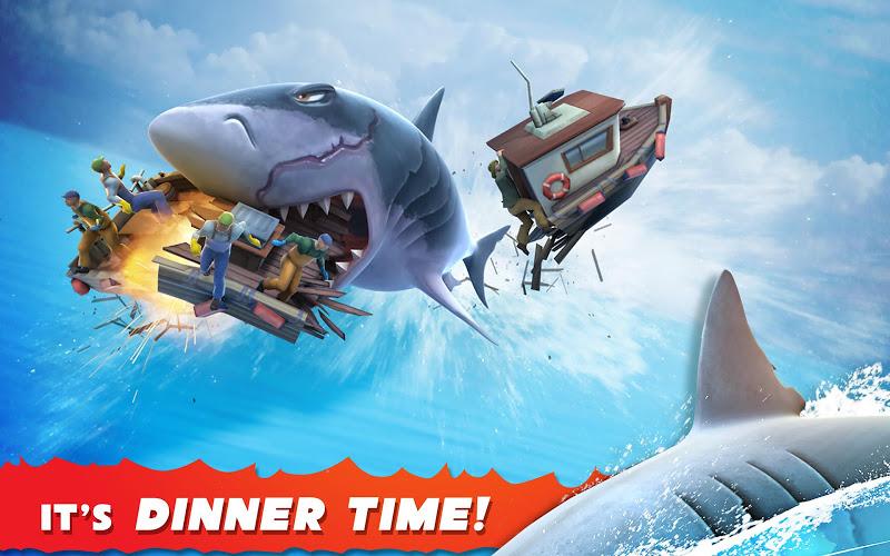 Hungry Shark Evolution Screenshot 16