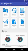 Screenshot of 1Tap Cleaner Pro