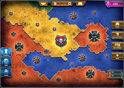 Total Domination - Reborn APK for Bluestacks