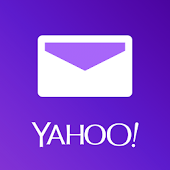 7.  Yahoo Mail – Stay Organized