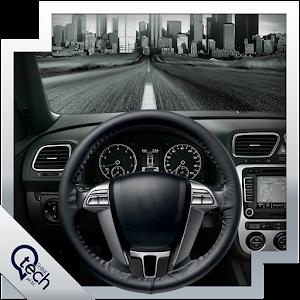 Cover art In Car Traffic Racer