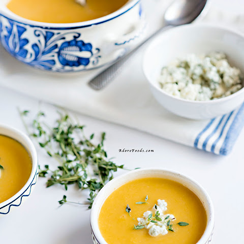 Canadian Pumpkin and Fennel Soup