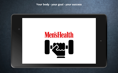 Mens Health Fitness Trainer - Workout & Training Screenshot