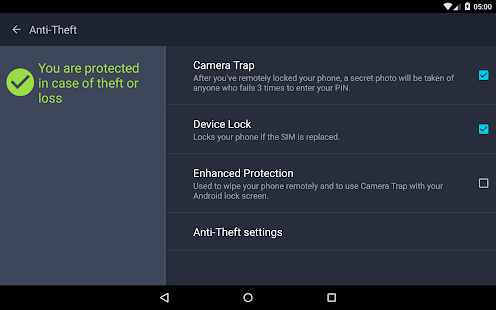App AntiVirus PRO Android Security apk for kindle fire