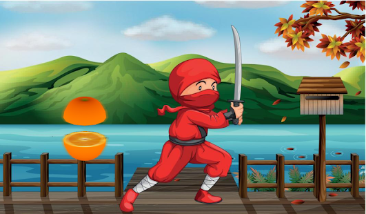 Ninja Fruit - screenshot