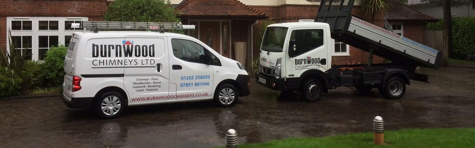 Burnwood Chimneys Ltd Vehicles