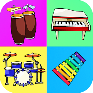 Music Instruments: Kids