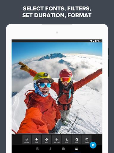Quik – Free Video Editor for photos, clips, music screenshot 8