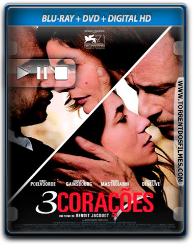 Baixar Filme 3 Corações 2015 Dublado Download Torrent 720p