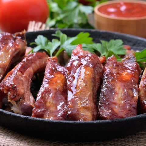 Zesty Slow Cooker Dr. Pepper Ribs