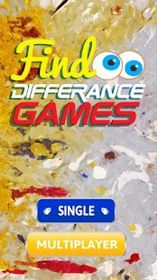 New Hidden Differences Games - screenshot