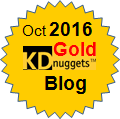 Top Blogs and Bloggers in October