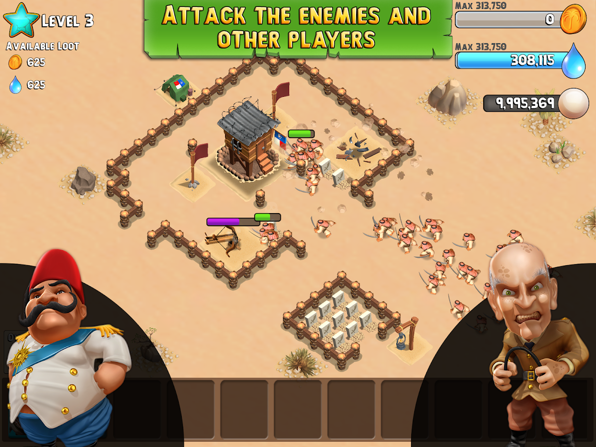 Tribal Rivals Screenshot 9