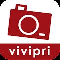 Free 写真プリント注文vivipri  ましかくサイズやフォトアルバムやフォトブック用ストレージ機能搭載 APK for Windows 8