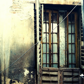 by Soumyadip Ghosh - Buildings & Architecture Decaying & Abandoned