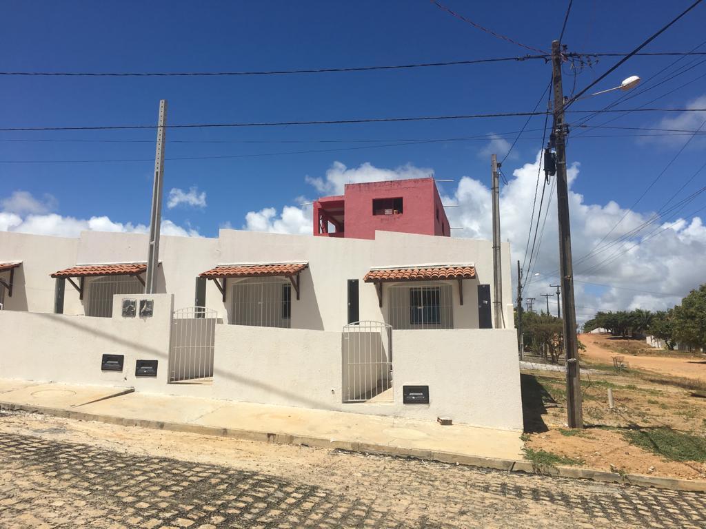 Casa com 1 dormitório à venda por R$ 87.000 - Jacumã - Conde/PB