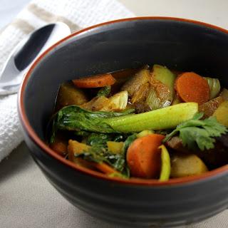 Eggplant Potato Coconut Curry Recipes