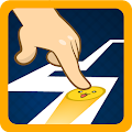 Follow the line 2D - Dash 2017 APK for Bluestacks