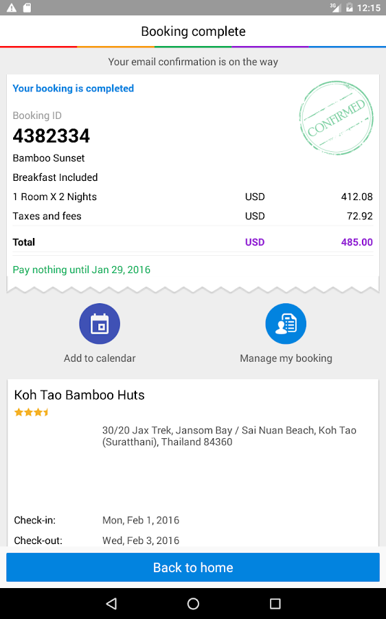 Agoda – Hotel Booking Deals Screenshot 15