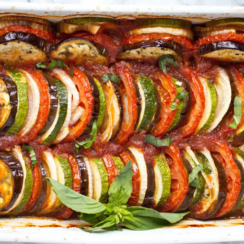 Ratatouille [Vegan]