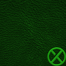 Leather XZ Green Theme
