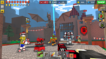Screenshot of Pixel Gun 3D