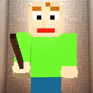 SKIN BALDI For MCPE Online PC (Windows / MAC)