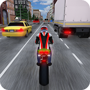 Race the Traffic Moto For PC / Windows 7/8/10 / Mac – Free Download
