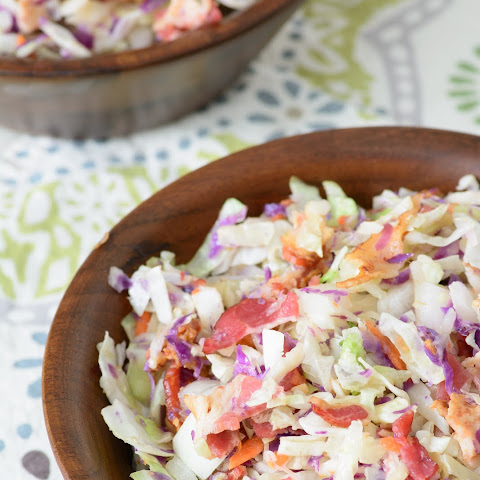 Bacon Coleslaw
