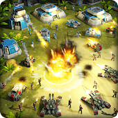 Art of War 3: Modern PvP RTS APK for Bluestacks