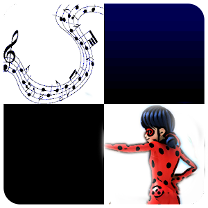 piano tiles for Miraculous ladybug