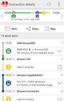 Screenshot of FahrPlaner