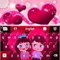 Love Keyboard Theme APK for Ubuntu