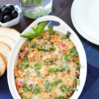 Chicken Pasta Bake Mediterranean Recipes