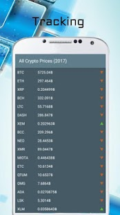 Download All Crypto Prices (2017) APK for Android Kitkat