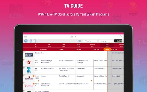 JioTV Live Sports Movies Shows APK for Bluestacks