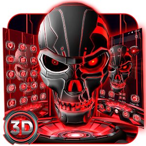 3D Skull Launcher For PC / Windows 7/8/10 / Mac – Free Download