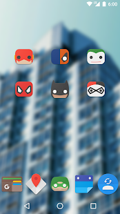 KAIP Prime - Icon Pack- screenshot thumbnail