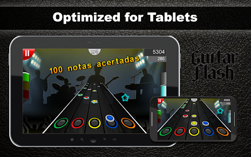Download Android Game Guitar Flash for Samsung