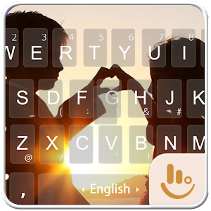 Cover art Innocent Love Keyboard Theme