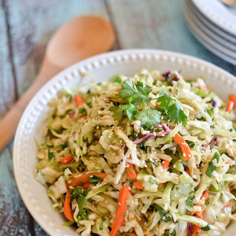 cole slaw with wasabi dressing recept yummly coleslaw asian cole slaw ...