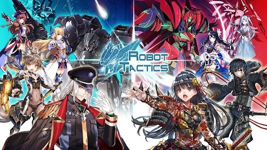 Robot Tactics: Real Time Super Robot Wars